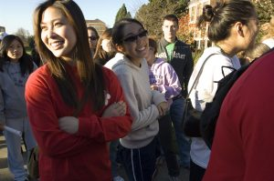 University of Portland Hope Walk / Walk for Help for victims of Hurricane Katrina
